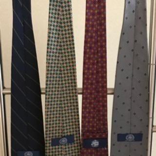 Jプレスのネクタイ 11本