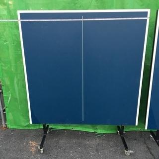 【完売御礼】卓球台 「一回り小さいサイズ」練習用 レジャー用