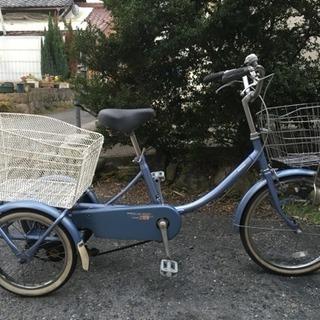 ミヤタ三輪自転車(20、16インチ)
