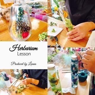 ハーバリウム体験レッスン追加枠