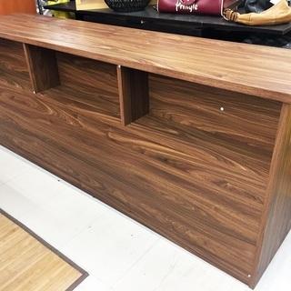 中古 木製 カウンターテーブル