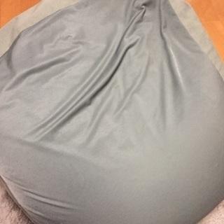 無印良品 体にフィットするソファ(ねずみ色)