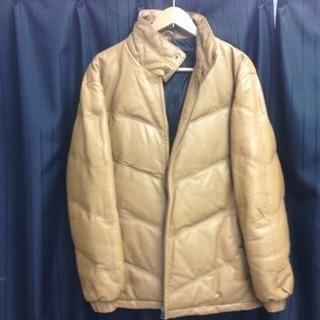 【サイズ注意】ラムレザーのメンズジャケット【大きめサイズ】