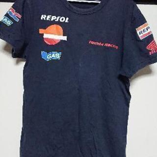 ホンダ HONDA レプソル GASTシャツ