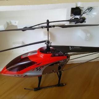 値下げ!迫力満点ラジオコントロールヘリコプター(羽折れ;;引き取り...