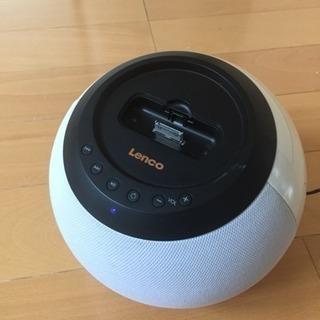 大幅値下げ iPodスピーカー Lenco 完動品 定価26250円