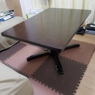 ※交渉中  ダイニングテーブル 昇降装置付き