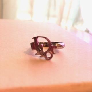 クリスチャンディオール 指輪