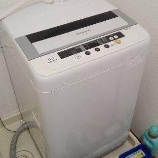 美品✨パナソニック洗濯機