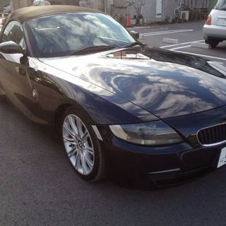 BMW Z4 リミテッドエディション 限定特別車 車検 ほぼ 満タ...