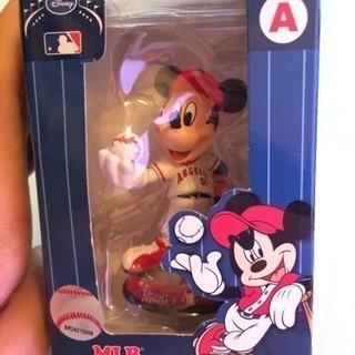 【非売品】MLB ミッキー 人形
