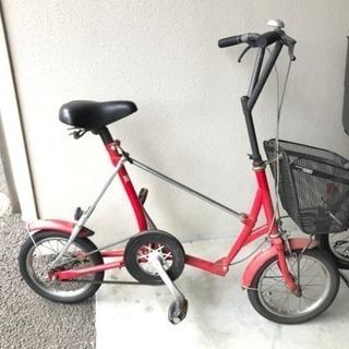 ブリヂストンピクニカ12インチ折りたたみ自転車ジャンク