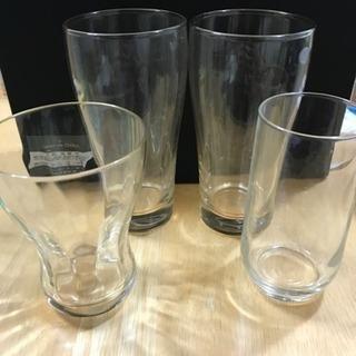 ガラスコップ色々