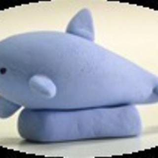 【小学生から学べる】海の環境教育「ねんどでイルカをつくろう!」
