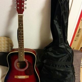 FOLKギターとカバー MAVIS MW200