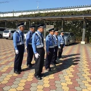 警備員募集!交通整備・誘導・工事警備