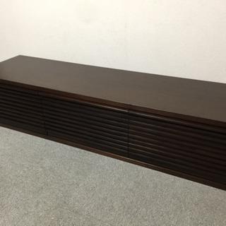 中古品 a.flat ルーバー テレビボード v02 H 1500
