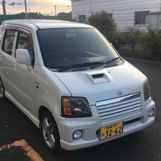 早い者勝ち!!! ワゴンR RR 18万円!! 車検付き