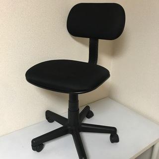 オフィスチェア(高さ調整可能)