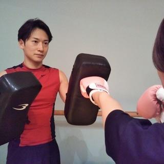 【渋谷で】キックボクシングスタジオ【仕事帰りに】
