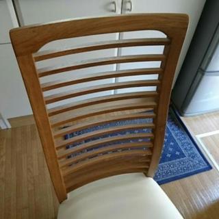 オーク材無垢 椅子 1人掛け