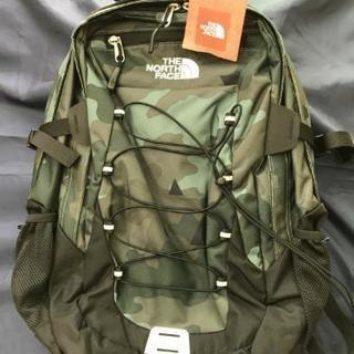 THE NORTH FACE バックパック 新品 迷彩柄