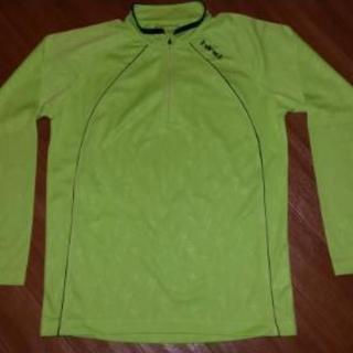 ⚡︎柄いり蛍光黄緑色☆165~175  Mサイズ