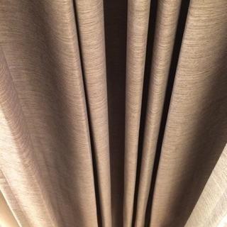 新品 高級カーテン 形状記憶 遮光一級 洗濯okカーテン