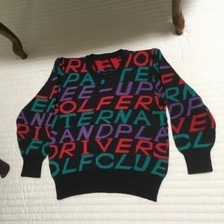 M〜Lサイズ  婦人用セーター