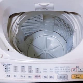 🏆大容量🏆7kg洗濯機💖激安特価‼️保証⭕️即日配送🌈 - 大阪市