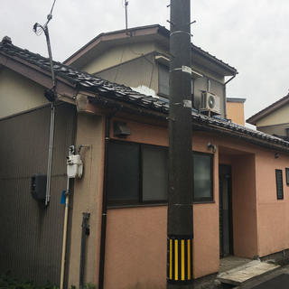 ■一戸建■富山市高園町貸家