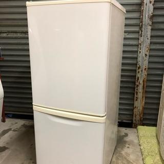 2010年製Panasonic2ドア冷蔵庫138L