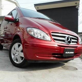 M- Benz Viano ANBIEN R-PKG15点装備