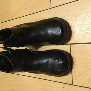 コムサデモード、ブーツ、17.0cm