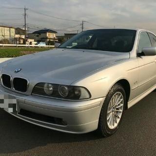 BMW 525i E39 車検31年8月