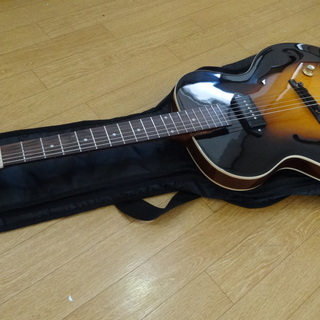 Loar LH-301T フルアコースティック・ギター