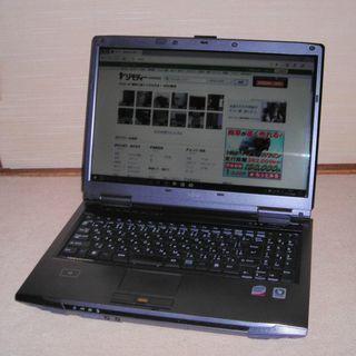 富士通ノート Biblo NF/A70(T8100/3G/160G)