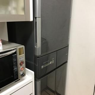 中古 冷蔵庫 SHARP 2006年製 ホット庫 どっちもドア搭...
