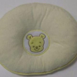 新生児 枕 くまのプーさん