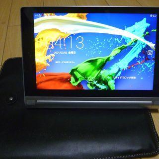 シムフリー lenovo yoga tablet2 レノボヨガタブ...