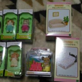 シルバニアファミリー 赤ちゃん 家具