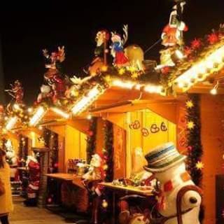【短期アルバイト】TOKYOクリスマスマーケット2019