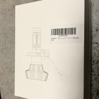 新品未使用 LEDヘッドライト HB4 車検対応 フィリップス ...