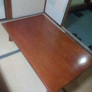 折りたたみ座卓