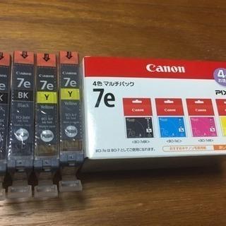 CANON 7e プリンターインク