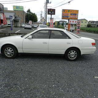 トヨタ マーク2 GF-JZX100 IJZ2500cc 平成1...