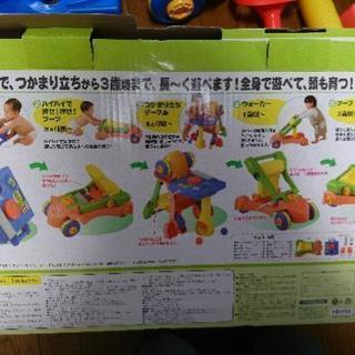 people 全身の知育パーフェクト 0歳~3歳 おもちゃ 車