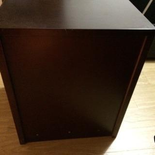 サイドチェスト(小型収納棚) - 家具