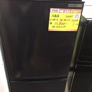 〔高く買取るゾウ八幡東店 直接取引〕シャープ冷蔵庫 2ドア