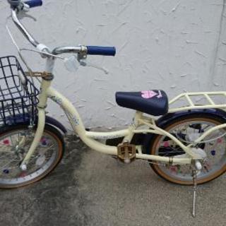 さらに💴⤵シナモロール☆16インチ自転車